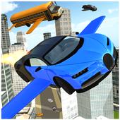 Ultimate Flying Car Simulator icon