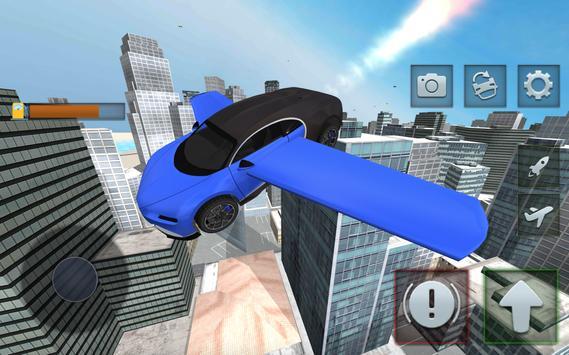 Ultimate Flying Car Simulator screenshot 3