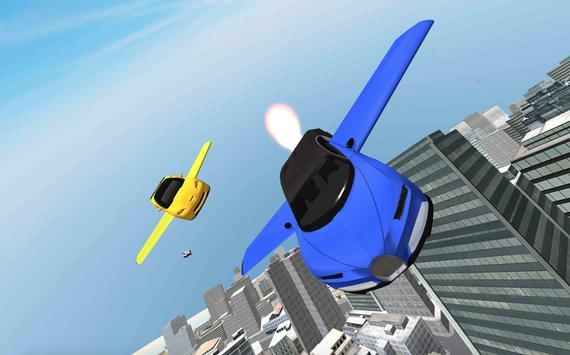 Ultimate Flying Car Simulator screenshot 6