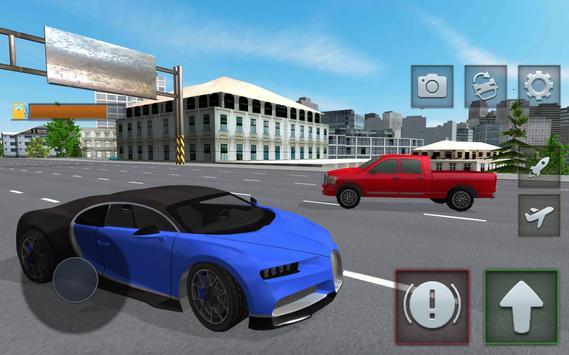 Ultimate Flying Car Simulator screenshot 9