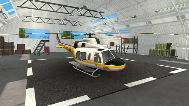 Helicopter Rescue Simulator screenshot 8