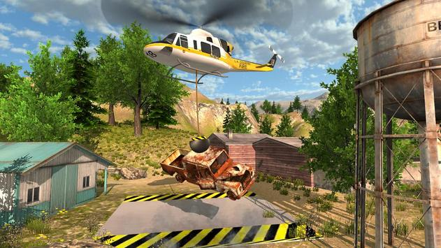 Helicopter Rescue Simulator screenshot 19