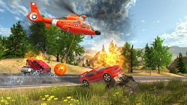 Helicopter Rescue Simulator screenshot 2