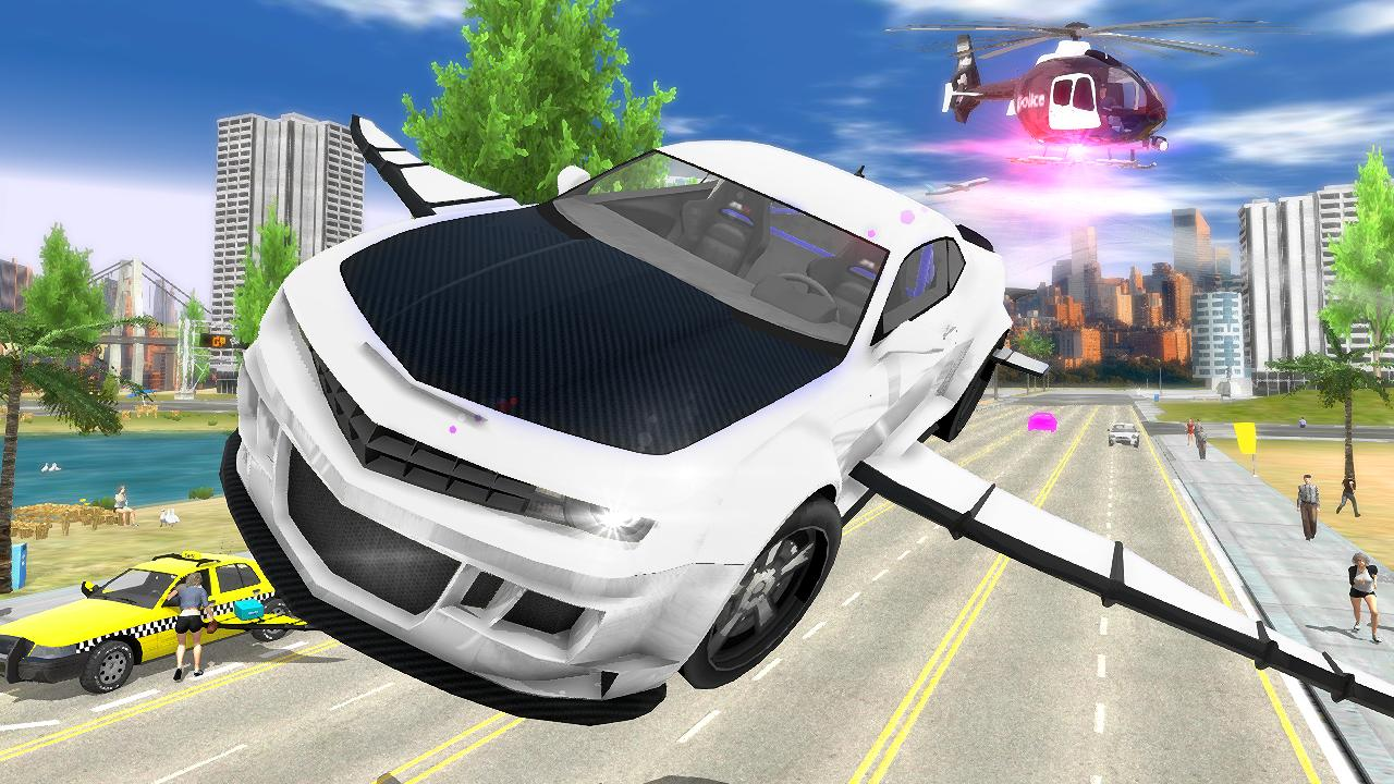 Flying Car Transport Simulator For Android Apk Download