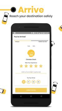 MedAsia Cabs screenshot 2