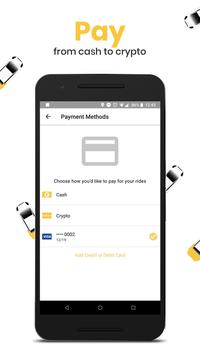 MedAsia Cabs screenshot 3