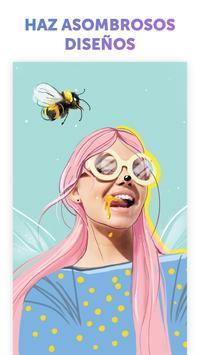 PicsArt Color Pintar Poster