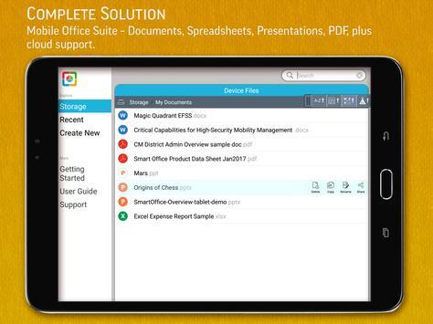 SmartOffice screenshot 8