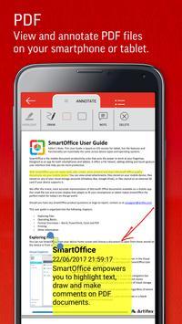 2 Schermata SmartOffice
