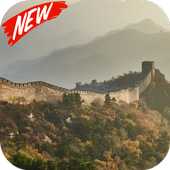 Chinese Great wall wallpaper icon