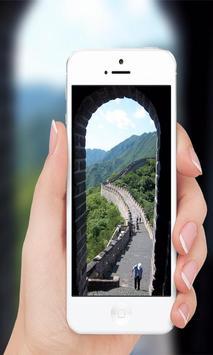 Chinese Great wall wallpaper screenshot 5