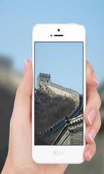 Chinese Great wall wallpaper screenshot 1