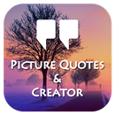 Picture Quotes and Creator APK Android