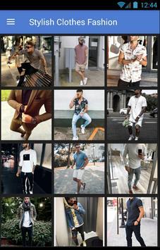 Stylish Clothes Fashion poster