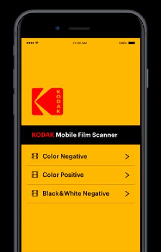 KODAK Mobile Film Scanner for Android - APK Download