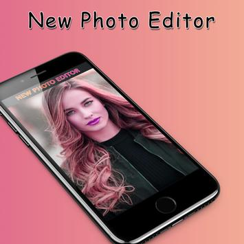 New Photo Editor poster