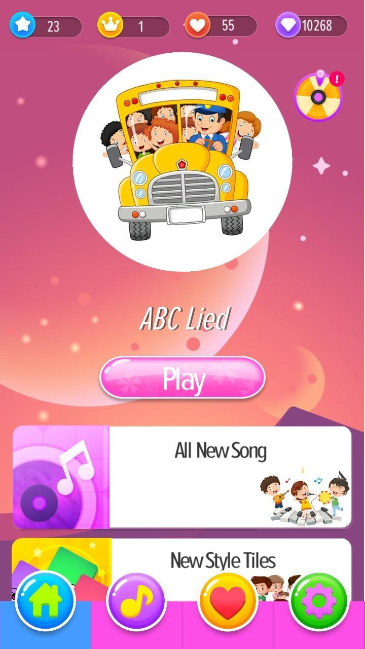Magic Piano Tiles Kid - Music Songs Animal for Android - APK