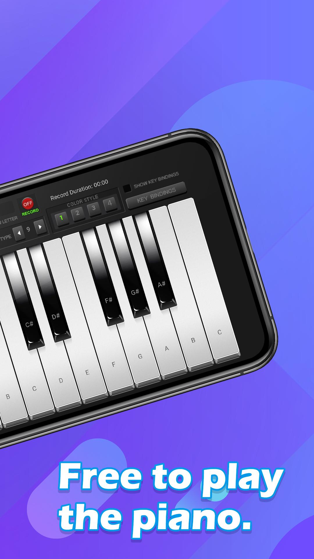 Piano Keyboard For Android Apk Download