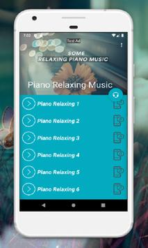 Piano Music Relaxing Mp3 poster