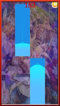 Magic Piano Nanatsu No Taizai's Anime Game screenshot 2