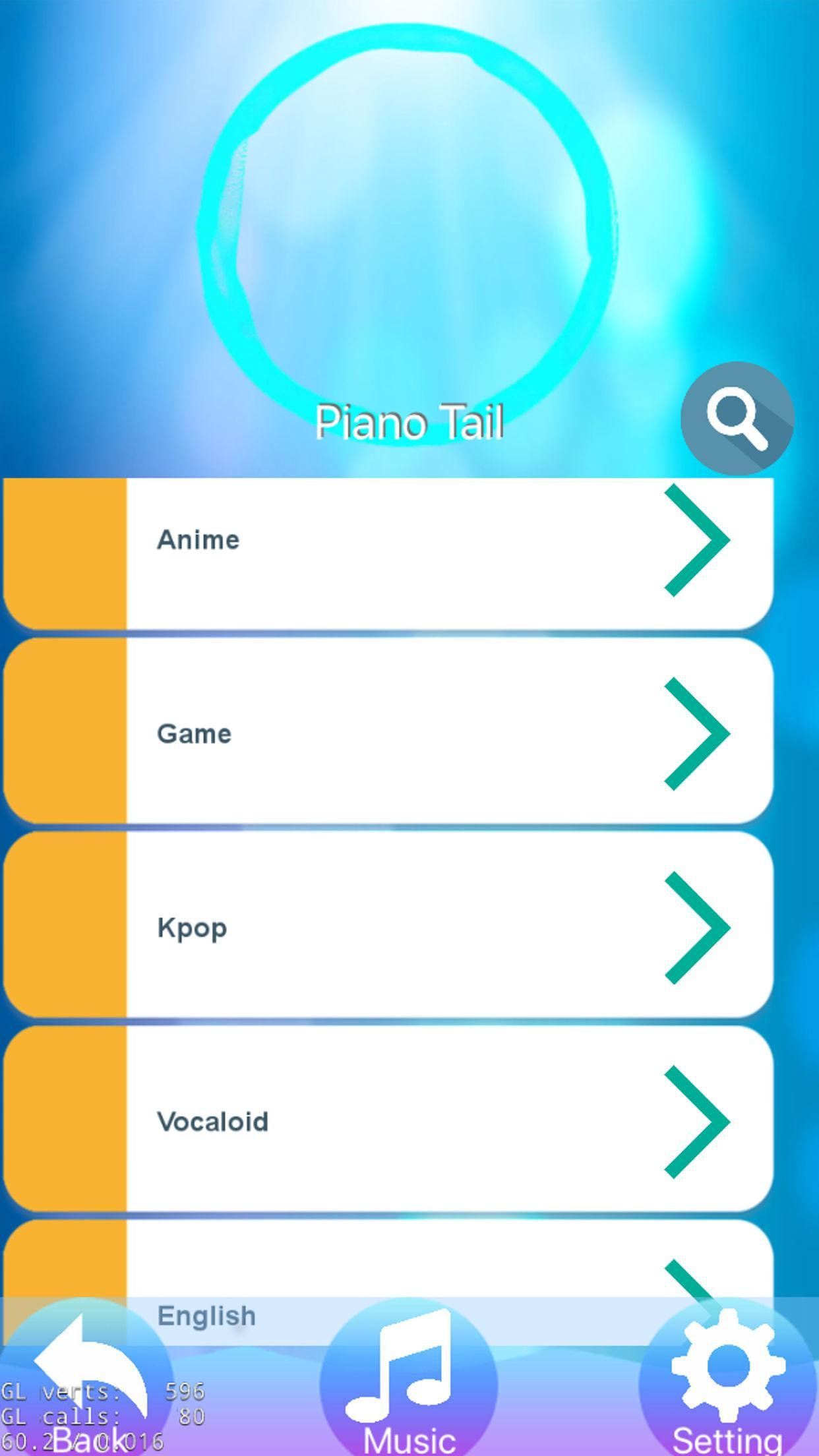 Piano Tail for Android - APK Download