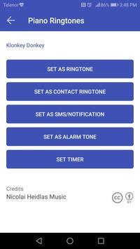 Piano Ringtones screenshot 2