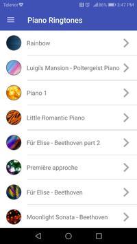 Piano Ringtones screenshot 4