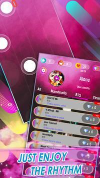 Piano Tiles: Marshmello Music Dance screenshot 1