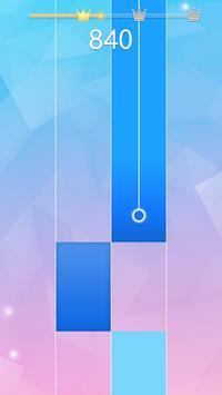 Kpop Jeux de Piano: Musique Color Tiles capture d'écran 3