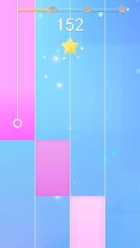 Kpop Jeux de Piano: Musique Color Tiles capture d'écran 2
