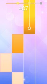 Kpop Jeux de Piano: Musique Color Tiles capture d'écran 4