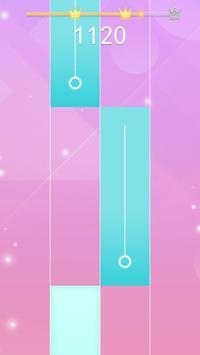 Kpop Jeux de Piano: Musique Color Tiles capture d'écran 6