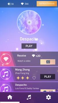 Piano Magic Tiles Hot song - Free Piano Game screenshot 5