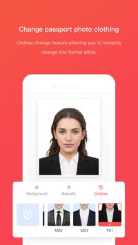Passport Photo Genius screenshot 3