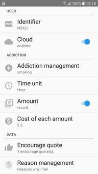 IMQuit - Quit addiction screenshot 6