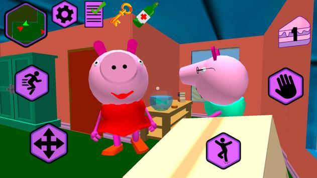 Piggy Neighbor. Family Escape screenshot 5