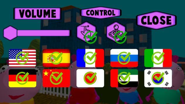 Piggy Neighbor. Family Escape screenshot 4