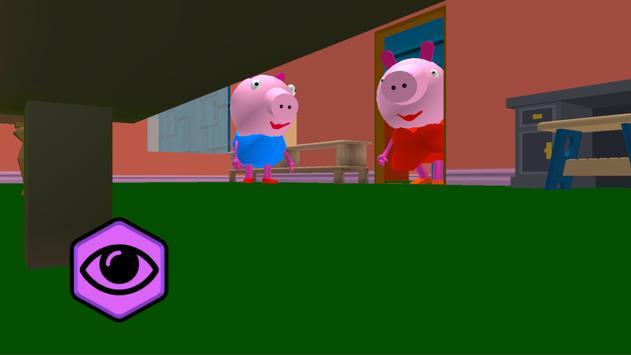 Piggy Neighbor. Family Escape screenshot 6
