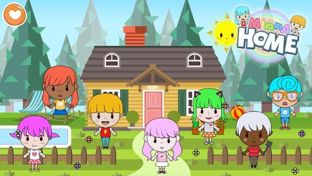 Minna Home poster