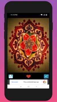 Simple Rangoli Designs Offline App 2019 screenshot 8