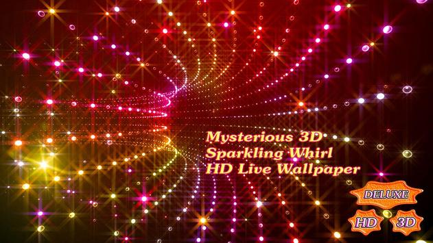 Mysterious Sparkling Whirl screenshot 4