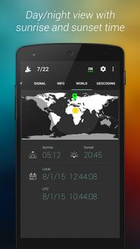 GPS Data تصوير الشاشة 4
