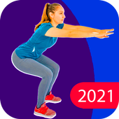 Exercises at home icon