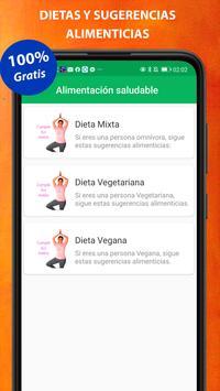 Exercises at home screenshot 3