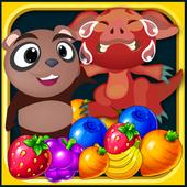 Pepper Fruit : Pig & Panda icon