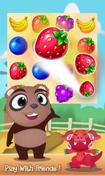 Pepper Fruit : Pig & Panda poster