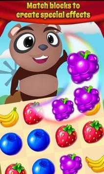 Pepper Fruit : Pig & Panda screenshot 1