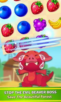 Pepper Fruit : Pig & Panda screenshot 2