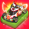 Merge Racer: mini motor idle merge racing game icono