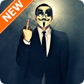 Anonymous Wallpapers HD icon
